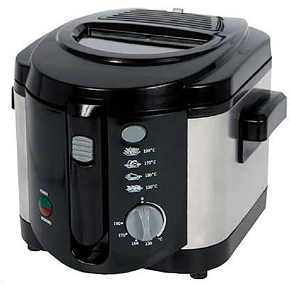 8 1 2 cup deep fryer - 8