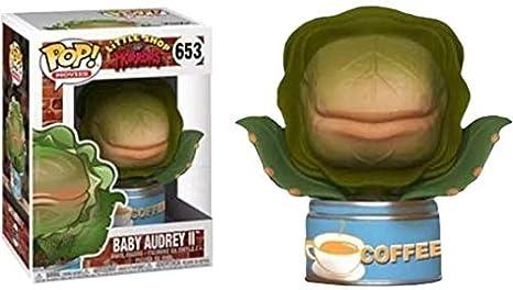f037b91bc Amazon.com  Funko Pop Movies  Little Shop of Horrors - Baby Audrey ...