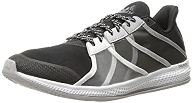 Adidas Women's Gymbreaker Bounce Grey / Black Ankle-High
