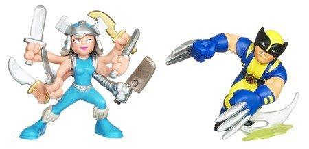 Marvel Superhero Figure Wolverine Spiral product image