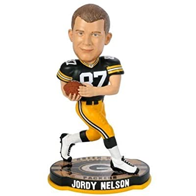 Jordy Nelson Green Bay Packers Bobblehead 2012 by Forever Collectibles