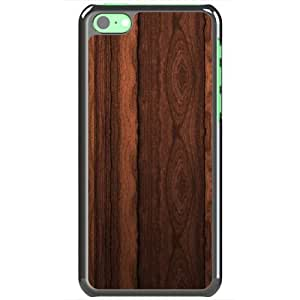 Apple iphone 5c Cases Customized Gifts Of 3D Graphics Wood Texture 3d Abstract Black