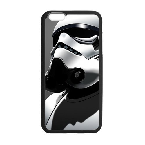 iPhone 6 Plus Case, [Star Wars] iPhone 6 Plus (5.5) Case Custom Durable Case Cover for iPhone6 TPU case(Laser Technology)