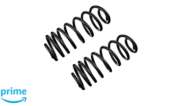 2 Pack TRW Automotive JCS1556T Coil Spring Set