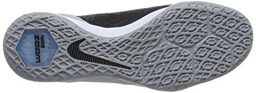 Nike Hypervenomx Finale Ii Ic - Scarpe da Calcio Uomo, Grigio (Wolf Grey/black-chlorine Blue-dk Grey-pu), 41 EU