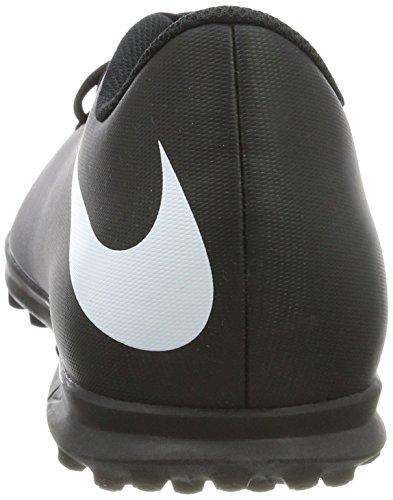 black Nike Noir Bravata Tf Ii 001 Chaussures De Futsal Homme black white RTURFvxwq