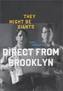 They Might Be Giants: Direct from Brooklyn - Video Compilation