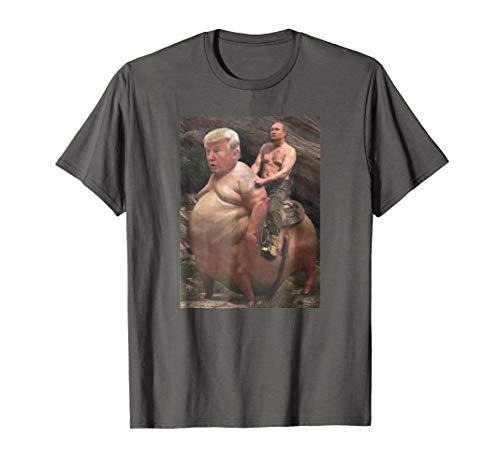 Trump Putin 2017 Tee - Funny Baby Trump Putin Tee Shirt