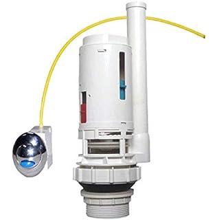 DESCARGADOR Cisterna DE Doble PULSADOR C/Cable, Universal/ECONOMIZADOR DE Agua
