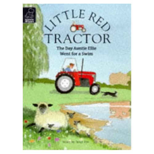 Little Red Tractor:Day of Big Surprise (Little Red Tractor Stories) Peter Tye