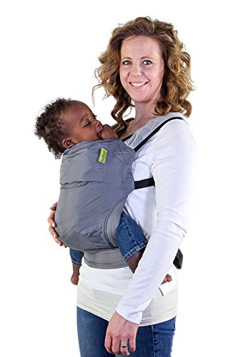 Boba Air Grey - All New 2017 - Breathable mesh Shoulder Straps, Padded Leg Openings for Extended Support and Comfort. by Boba
