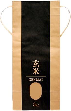マルタカ クラフト 玄米 匠技(たくみわざ)(銘柄なし) 5kg用紐付 20枚セット KH-0009