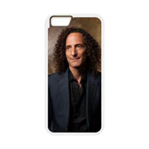 iPhone 6 4.7 Inch Cell Phone Case White Kenny G