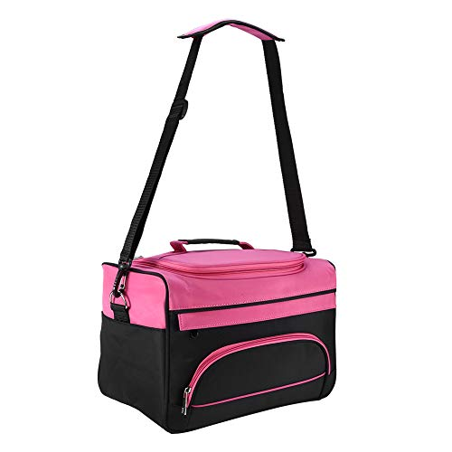 Cosmetics Salon Hairdressing bag, Professional Multi-functional Hair Stylist Hairdresser Salon Makeup Beauty Cosmetics Toiletry Organizer Bag Holder Bag