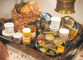amazon com ajika traditional indian spice box with spices unique