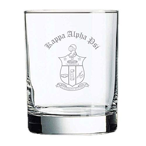 - Kappa Alpha Psi Old Style Glass Transparent