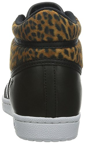 adidas Originals TOP TEN HI SLEE G14822 Damen Sneaker Schwarz/Leo