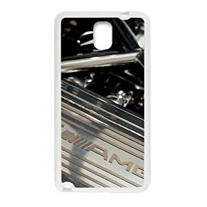 Happy AMG CAR sign fashion cell Diy For SamSung Galaxy S4 Mini Case Cover
