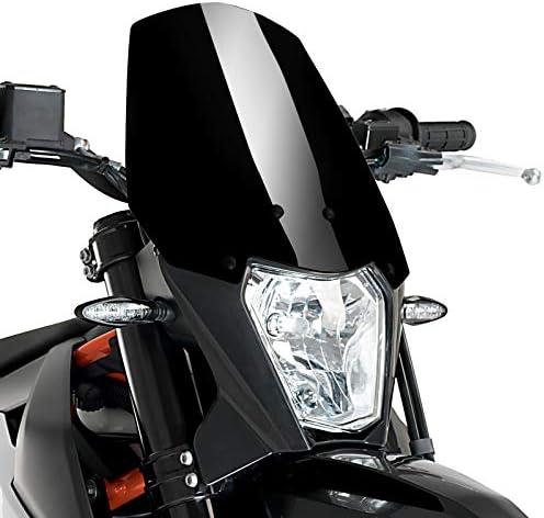 Windschild Sport f/ür KTM 690 Enduro//R 2019 schwarz Puig 3586n