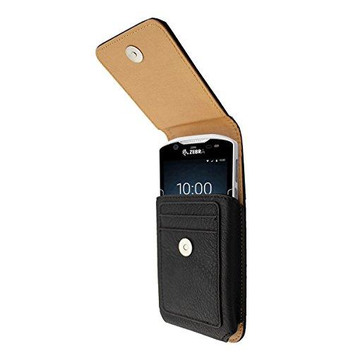 caseroxx Outdoor Case for Zebra TC51 / TC56, Smartphone Case (Outdoor Case in Black)