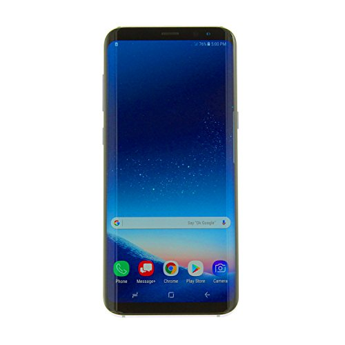 Samsung Galaxy S8 Plus SM-G955U 64GB for AT&T (Renewed)