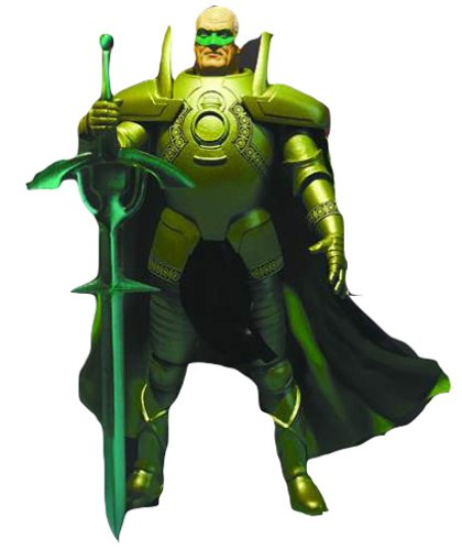 Kingdom Come Series 1 Action Figure: Green Lantern