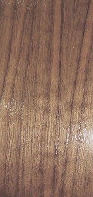 "Walnut wood veneer edgebanding 3"" x 120"" with preglued hot melt adhesive"
