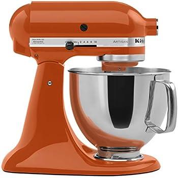 Amazon Com Kitchenaid Ksm150pspn Artisan Series 5 Qt