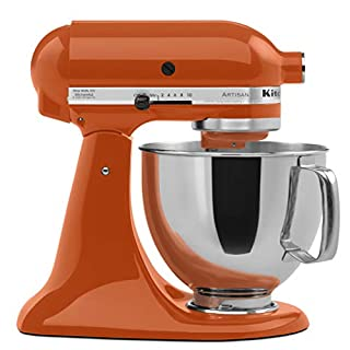 KitchenAid KSM150PSPN Artisan Series 5-Qt. Stand Mixer with Pouring Shield - Persimmon (B000VUUEN2) | Amazon price tracker / tracking, Amazon price history charts, Amazon price watches, Amazon price drop alerts