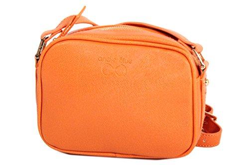 Bolso bandolera ZUJJ A8017 Andie Blue collection Naranja - naranja