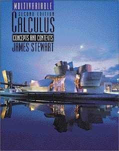 Multivariable Calculus: Concepts and Contexts