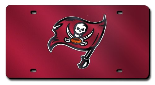 license plate frame buccaneers - 3