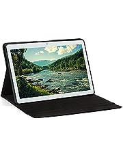 Tablet 10 cali, Android 10, tablet PC z czterordzeniowym procesorem, 4 GB RAM, 64 GB ROM, aparat 5 MP + 8 MP, 1280 x 800 (IPS HD), typ C, WiFi/GPS/Bluetooth 4.0