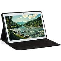 Tablet 10 cali, Android 10, tablet PC z czterordzeniowym procesorem, 4 GB RAM, 64 GB ROM, aparat 5 MP + 8 MP, 1280 x 800…