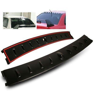 2002-2007 Mitsubishi Lancer EVO Vortex Shark Fin Roof (Mr Vortex Generator)