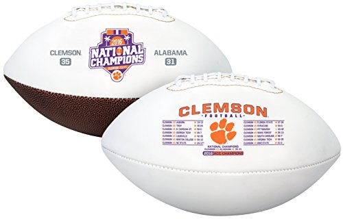 College Football National Champions Clemson