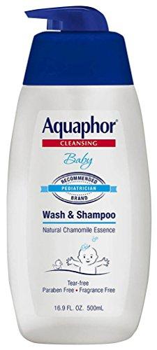 Aquaphor Gentle Wash & Shampoo - 8.4 fl oz