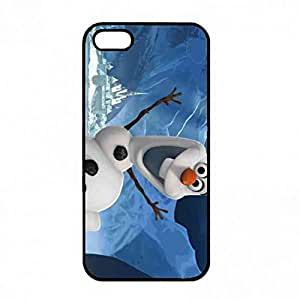 Disnep Frozen Hard Plastic Black Cover, Disnep Frozen iPhone 5/iPhone 5S, Disnep Frozen Phone Funda