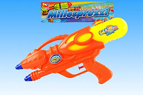 Apel Plastik–Pistolet à Eau, Multicolore, ape472