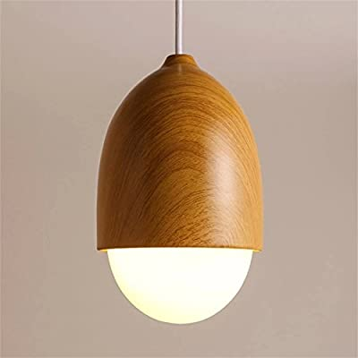 LightInTheBox Vintage Northern Europe Style Metal Grain Glass Pendant Lights Lighting Chandelier For Kids Room, Study Room/Office, Game Room and Living Room