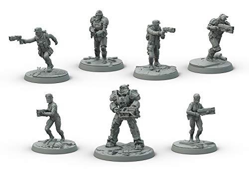 Fallout: Wasteland Warfare Brotherhood of Steel Core -
