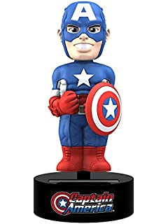 Avengers Age of Ultron Body Knockers Captain America Solar figure Neca 61491