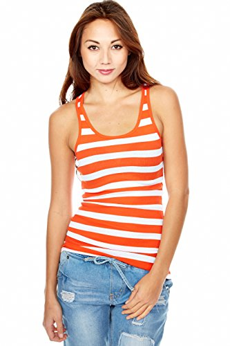 Active Stripes Racer Back Tank product image