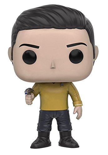 Funko POP Star Trek Sulu Action Figure