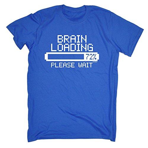 123t Men's – BRAIN LOADING – PLEASE WAIT – Loose Fit T-shirt