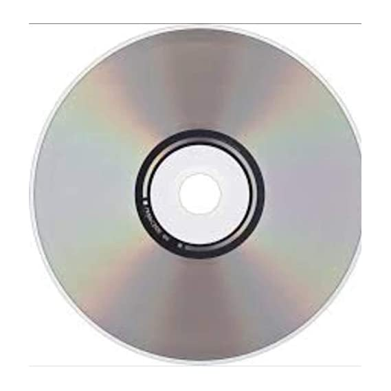 HP DVD-R 4.7GB 50 Blank DVD Wrap 16x Speed