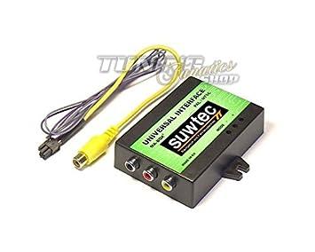 DVD Video Multimedia Adapter and Reversing Camera Interface TV Free