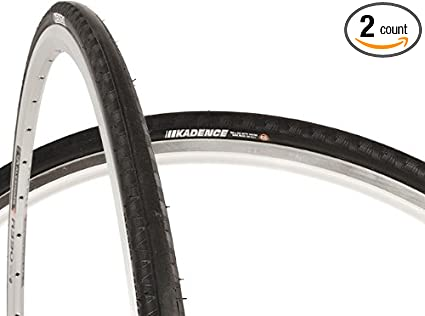2 Pack Continental Gatorskin 700x23c Black Wire Bead-TIRES TUBES /& STRIPS-New