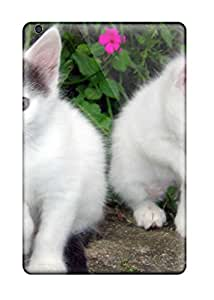 Tpu ZippyDoritEduard Shockproof Scratcheproof Cat Hard Case Cover For Ipad Mini/mini 2