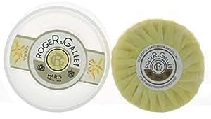 Roger + Gallet Vanilla Soap in Travel Case 3.5oz bar